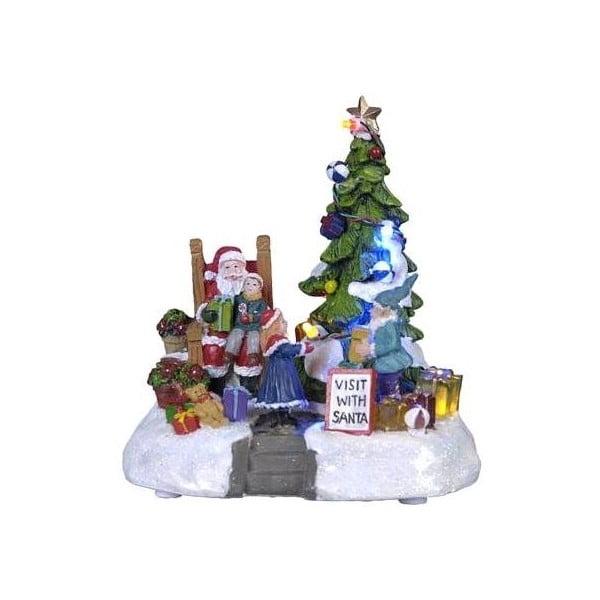 Dekoracja świetlna Santa with Gifts