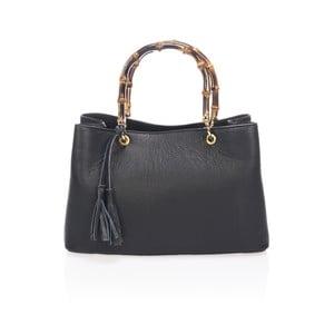 Czarna torebka skórzana Markese Nero