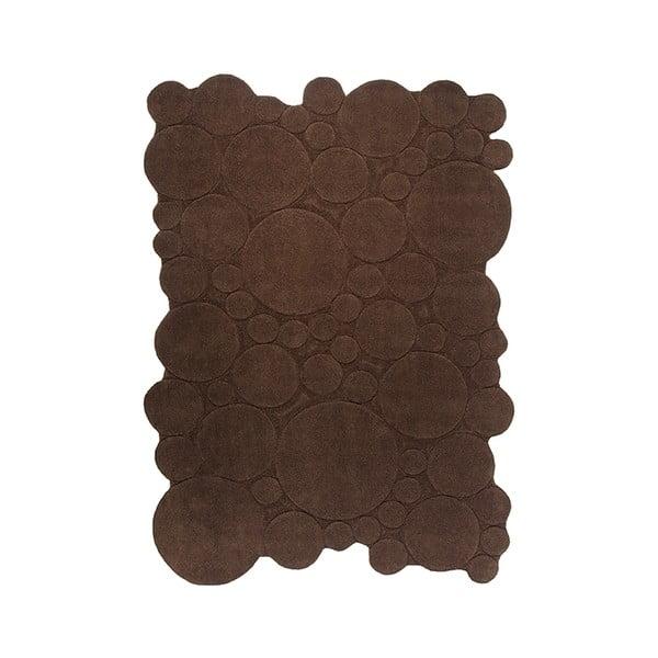 Dywan Esprit Circle Brown, 70x140 cm