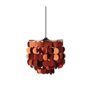 Lampa sufitowa w kolorze miedzi Markslöjd Zumba