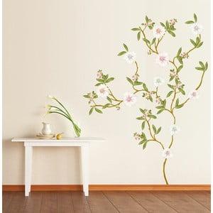 Zestaw naklejek Ambiance Flowering Magnolia