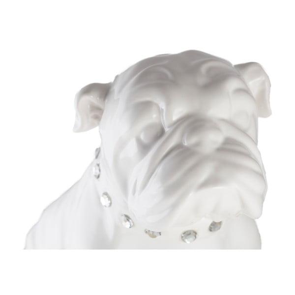 Ceramiczna dekoracja Bulldog Light