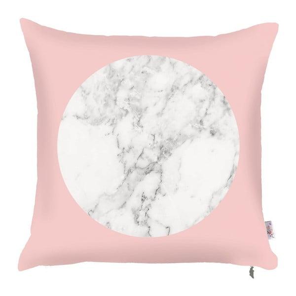 Poszewka na poduszkę Ude Pink, 43x43 cm