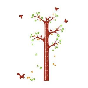 Naklejka Tree&Squirrel
