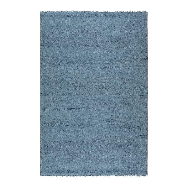 Dywan wełniany Pradera Azul, 67x200 cm
