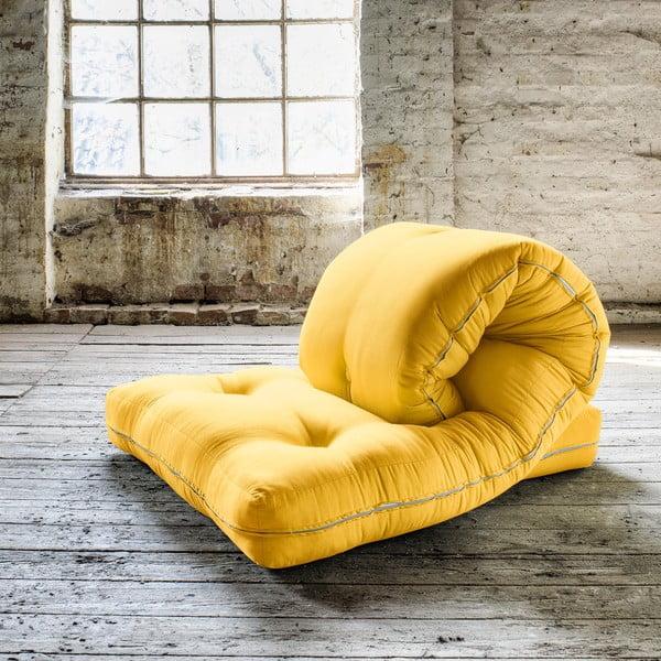 Fotel rozkładany Karup Loop Amarillo