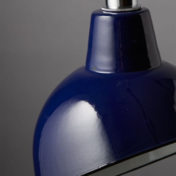 Klosz Angled Cloche Midnight Blue