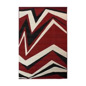 Czerwony dywan Flair Rugs Element Shard, 120x170cm