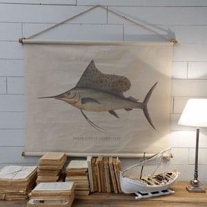 Dekoracja naścienna Deco Sword Fish