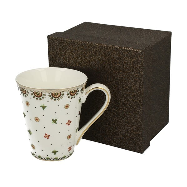 Kubek porcelanowy Crou, 400 ml