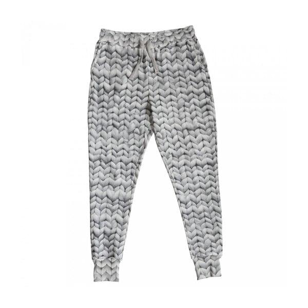 Szare spodnie męskie Snurk Twirre, XL