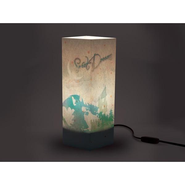 Lampa stołowa Dragob