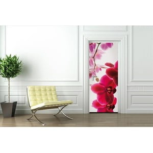 Tapeta na drzwi Orchid, 95x210 cm