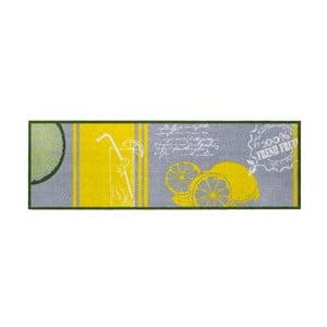 Dywanik kuchenny Hamat Lemonade, 50x150 cm