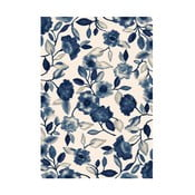 Dywan Milan, 133x195 cm, niebieski