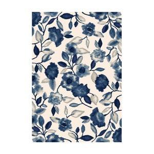 Dywan Milan, 80x150 cm, niebieski
