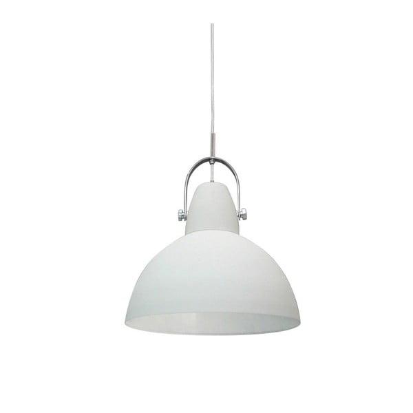 Biała lampa wisząca Design Twist Mohe
