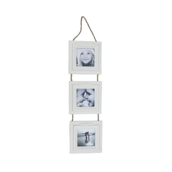 Biała ramka na zdjęcia do zawieszenia Bolzonella
