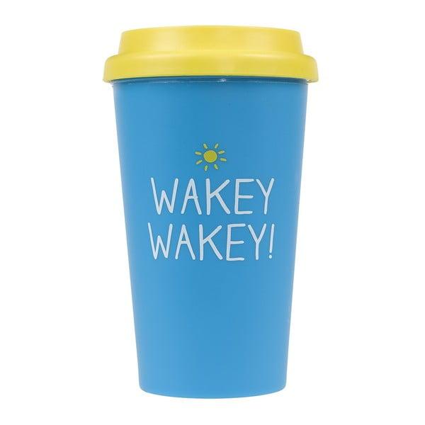 Kubek podróżny Happy Jackson Wakey Wakey