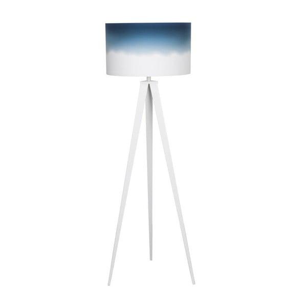 Lampa Tripod Dip Dye, blue