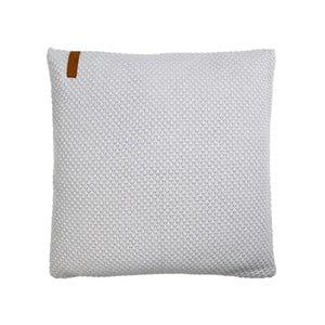 Poduszka z wypełnieniem Sailor Knit Grey, 50x50 cm