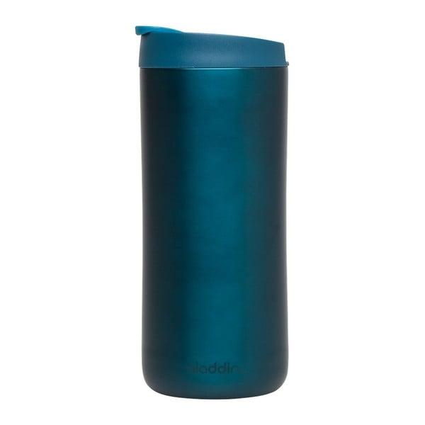 Nierdzewny kubek termiczny Flip Seal 350 ml, morski