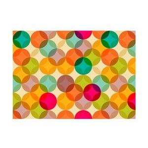 Winylowy dywan Intersecciones, 100x150 cm