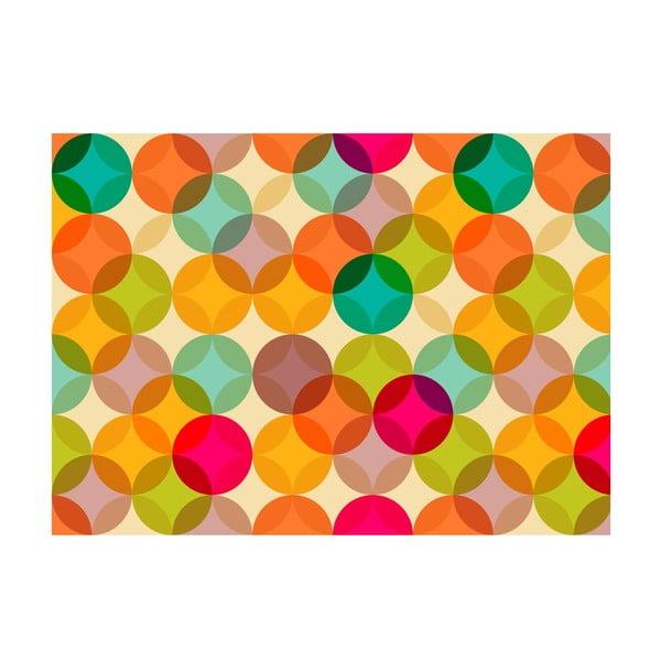 Winylowy dywan Intersecciones, 133x200 cm