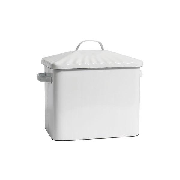 Pojemnik na pieczywo Madame, biały