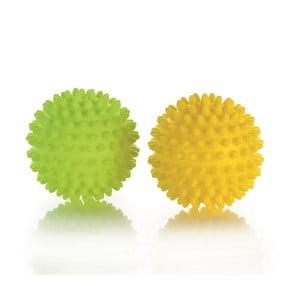 Kulki do suszarki zbierające kłaczki Yellow&Green
