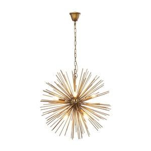 Lampa sufitowa barwie mosiądzu Kare Design Beam