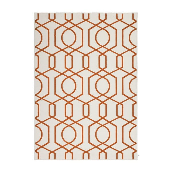 Dywan Stella 400 Ivory Orange, 80x150 cm