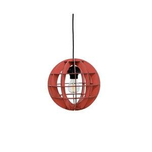 Lampa Sphera, czerwona