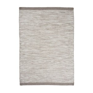 Dywan wełniany Asko Silver, 70x140 cm