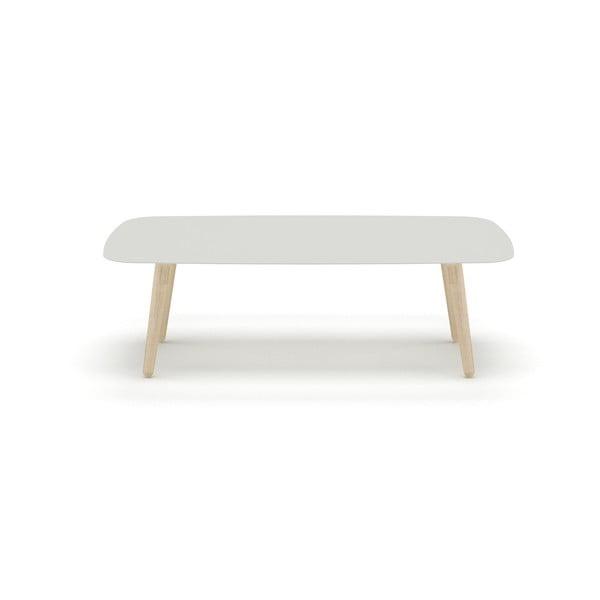 Stolik MEME Design Nord Rettangolare Bianco