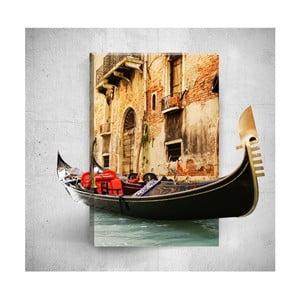 Obraz 3D Mosticx Boat Ride, 40x60 cm