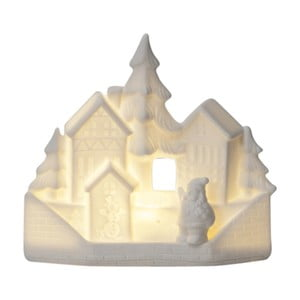 Dekoracja świetlna LED Best Season Winter Santa Village