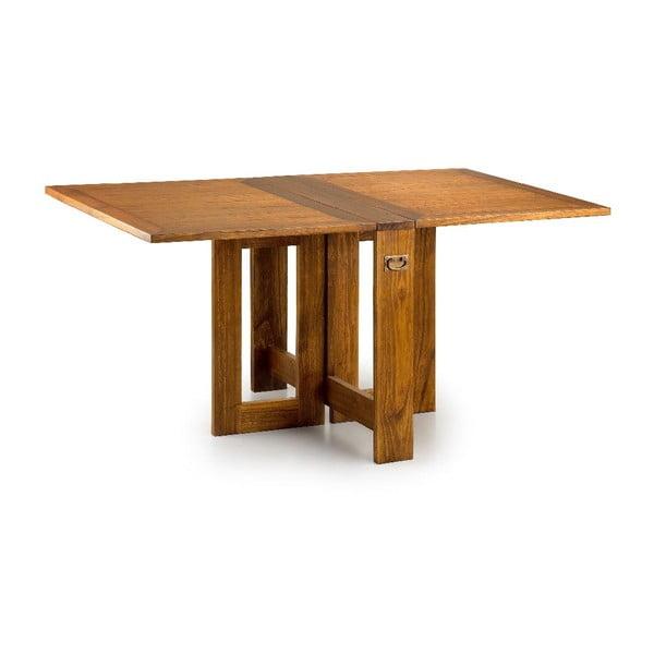Składany stół z drewna mindi Moycor Star