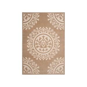 Beżowy dywan odpowiedni na zewnątrz Safavieh Delancy, 160x231 cm