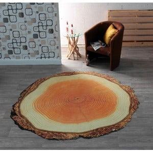 Dywan Nature - przekrój drzewa, 200 cm