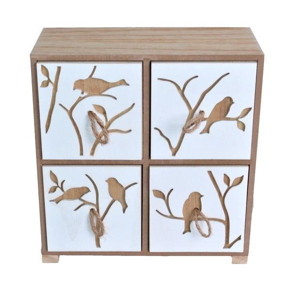 Szafeczka z 4 szufladami Little Bird
