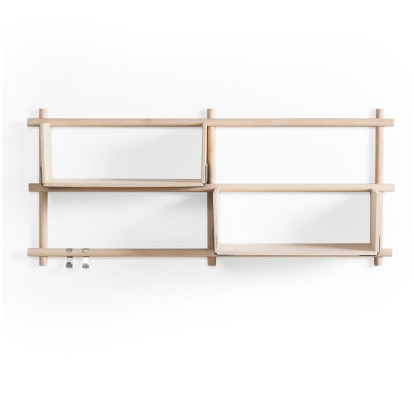 Podwójna półka ścienna EMKO Foldin Horizontal