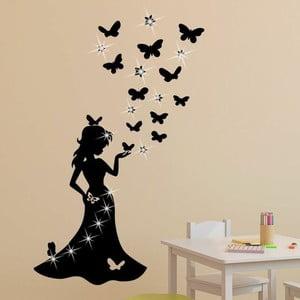 Naklejka Swarovski Elements Princess and Butterflies
