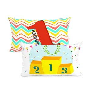 Poszewka na poduszkę Winner, 50x30 cm