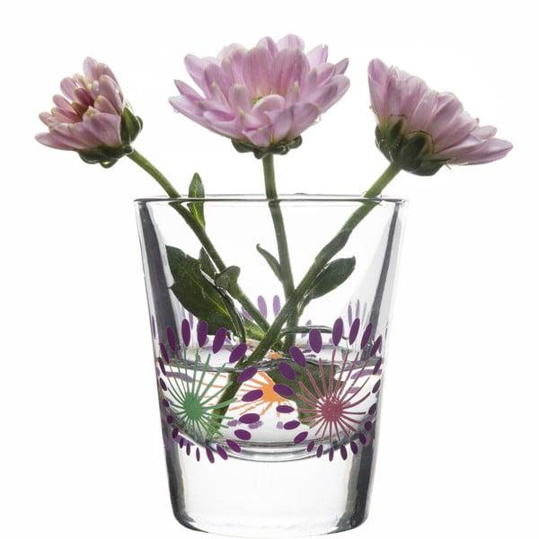 Zestaw   4 szklanek Fantasy 45 ml, fiolet