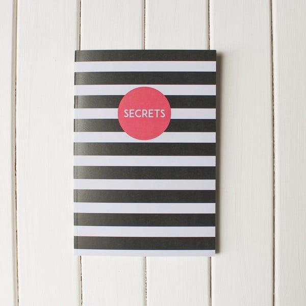 Notes Secrets A5