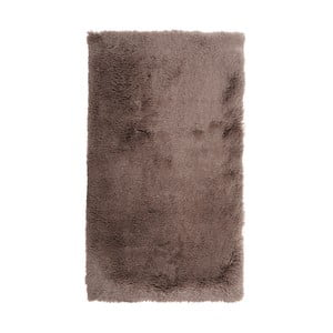 Brązowy dywan Floorist Soft Bear, 80x200 cm
