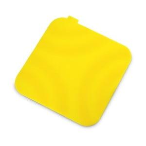 Żółta silikonowa łapka kuchenna Vialli Design
