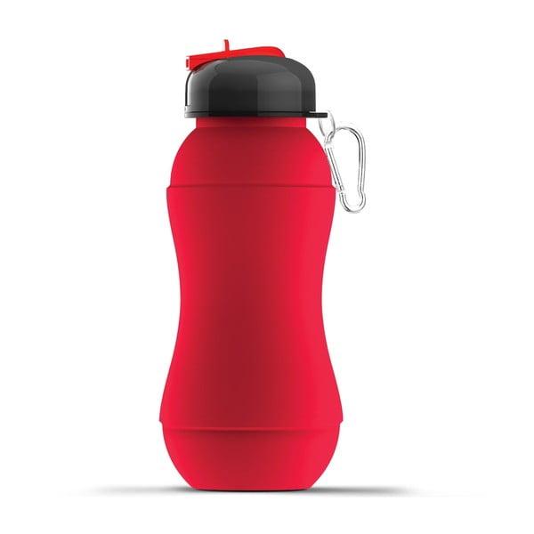 Rewolucyjna butelka Sili-Squeeze, czerwona, 700 ml