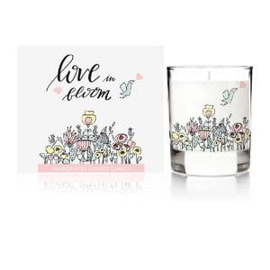Świeczka zapachowa Love Garden
